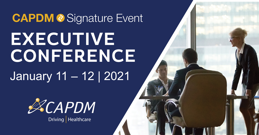 2021 CAPDM EXECUTIVE CONFERENCE