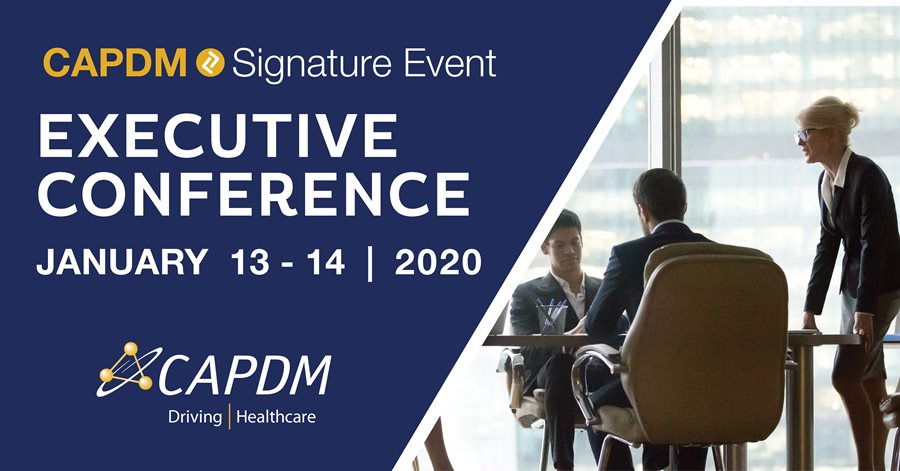 2020 CAPDM EXECUTIVE CONFERENCE