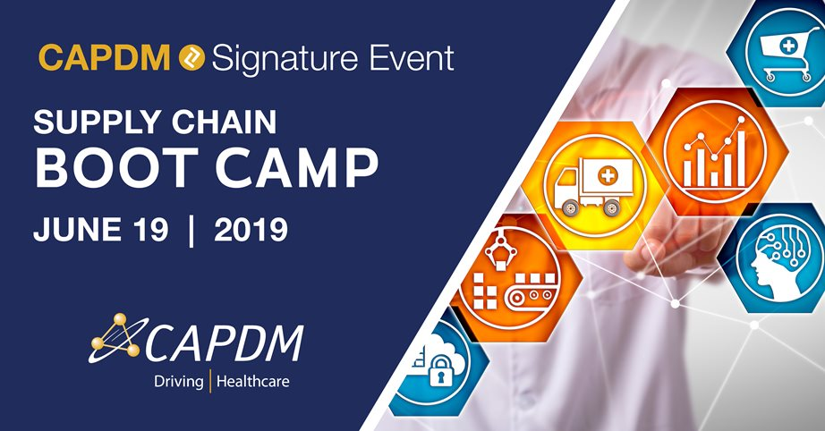 2019 Supply Chain Boot Camp